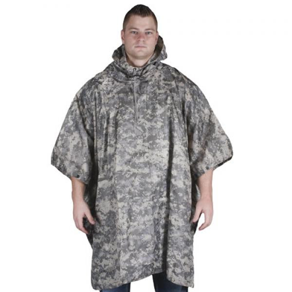 Ripstop Poncho w/Stuff Bag -  - Shop Robbys - 3