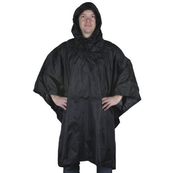 Ripstop Poncho w/Stuff Bag -  - Shop Robbys - 2