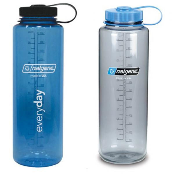 Nalgene Tritan Silo 48oz Wide Mouth Hiker Bottle -  - Shop Robbys - 1