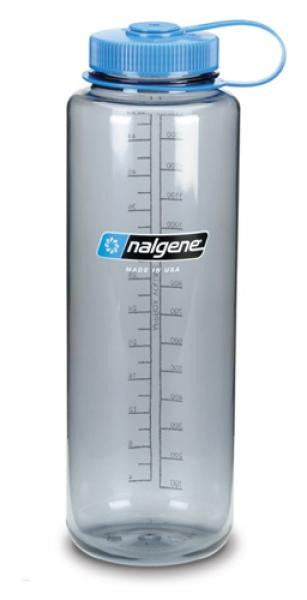 Nalgene Tritan Silo 48oz Wide Mouth Hiker Bottle - Grey - Shop Robbys - 3