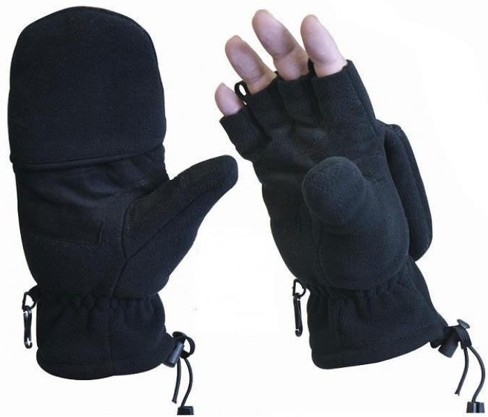 Sniper Fingerless Gloves / Mittens -  - Shop Robbys - 1