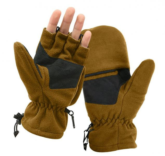 Sniper Fingerless Gloves / Mittens -  - Shop Robbys - 3