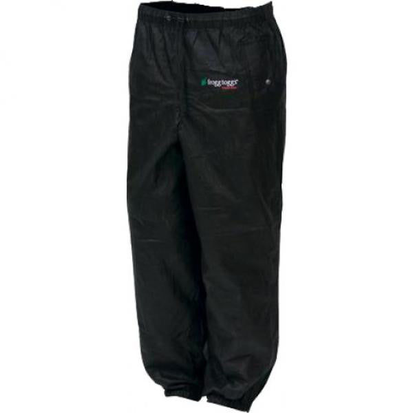 Frogg Toggs Women's Pro Action Pant Black PA83502 - Shop Robbys