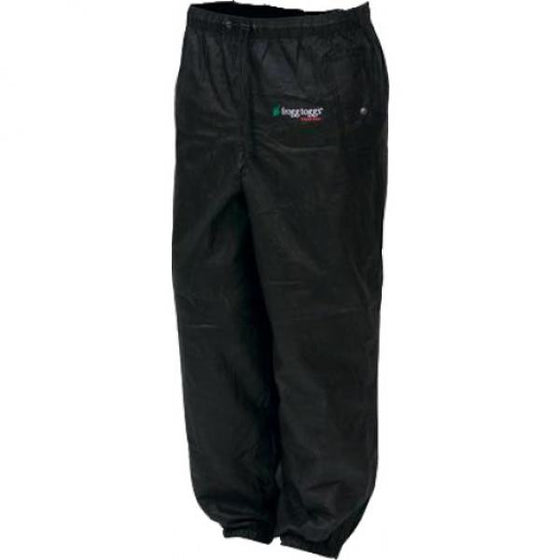 Frogg Toggs Women's Pro Action Pant Black -  - Shop Robbys
