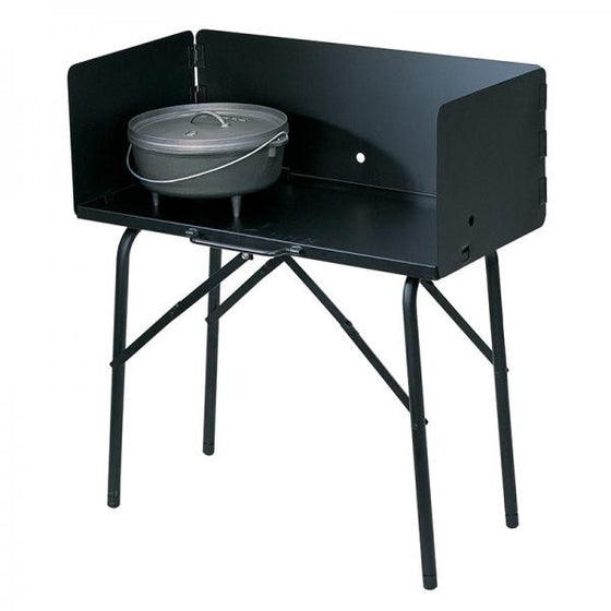 Lodge Camp Dutch Oven Cooking Table A5-7 -  - Shop Robbys