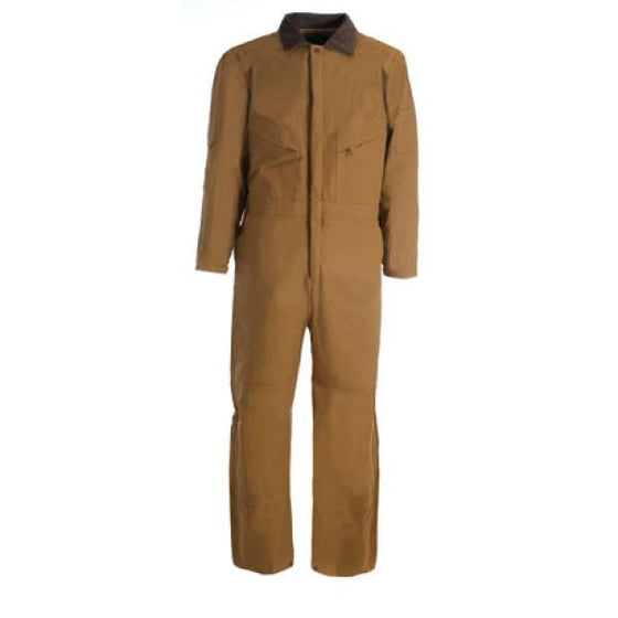 Berne Deluxe Insulated Coverall Brown Duck -  - Shop Robbys