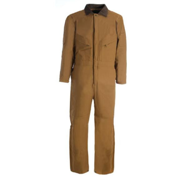 Berne Deluxe Insulated Coverall Brown Duck - Shop Robbys