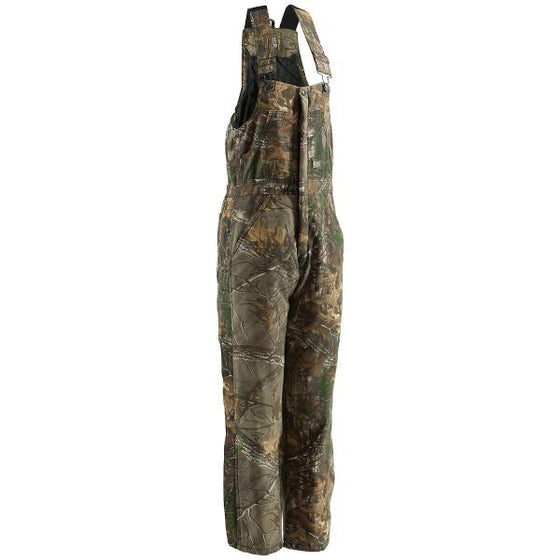 Berne Coldfront Bib Overall Realtree Xtra -  - Shop Robbys