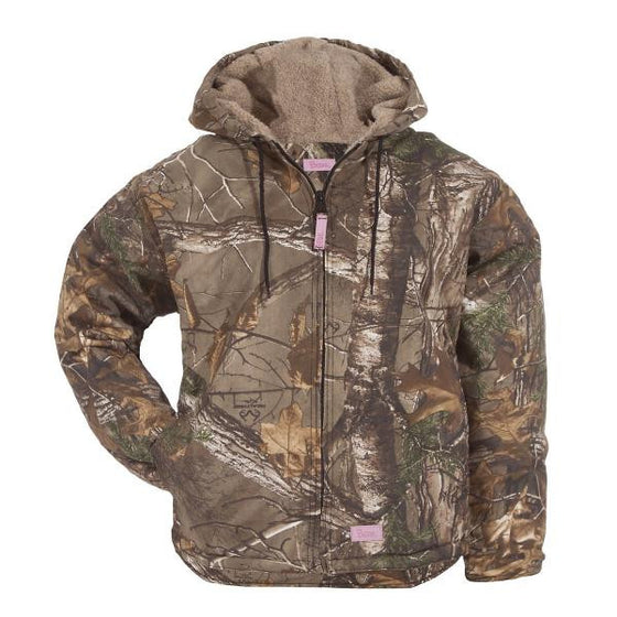 Berne Ladies Snow Drift Coat Realtree Xtra -  - Shop Robbys - 1