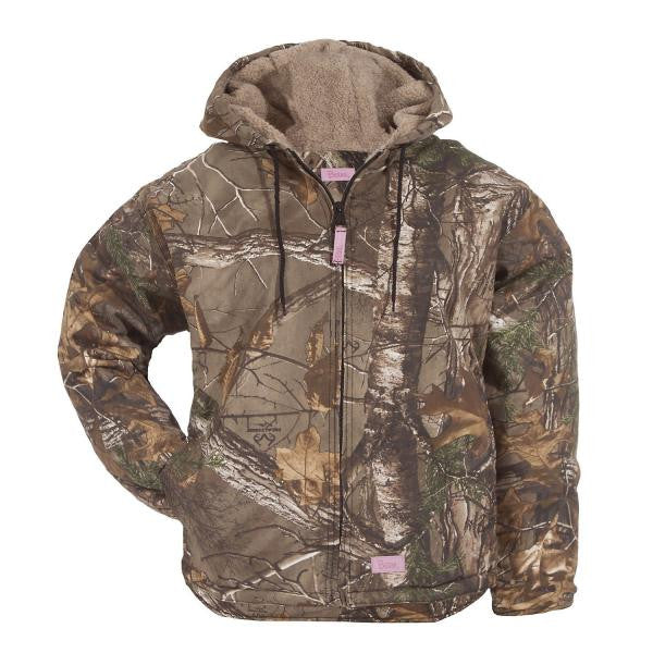 Berne Ladies Snow Drift Coat Realtree Xtra - Shop Robbys
