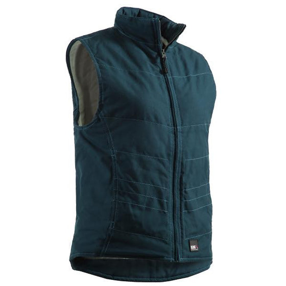 Berne Ladies Bellavista Vest Storm Blue -  - Shop Robbys