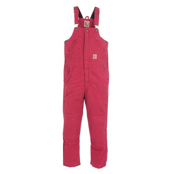 Berne Youth Washed Insulated Bib Overall - Shop Robbys