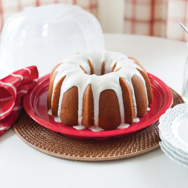 Nordic Ware Translucent Bundt Cake Keeper -  - Shop Robbys - 2