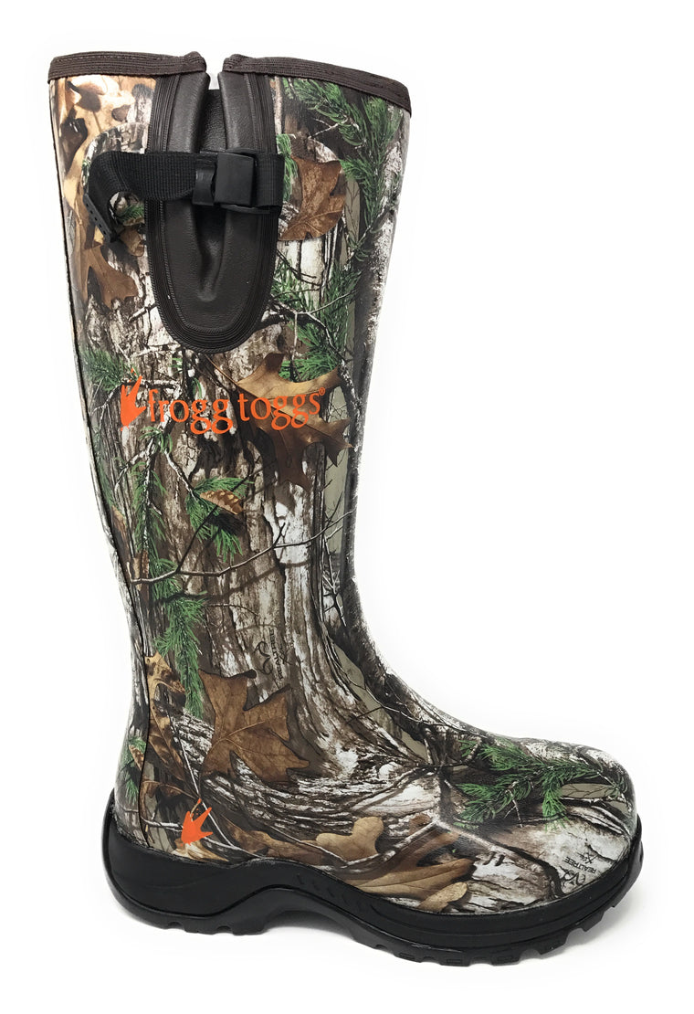 Frogg Toggs Grand Prairie Mudd Boot Realtree Xtra #2516054 - Shop Robbys