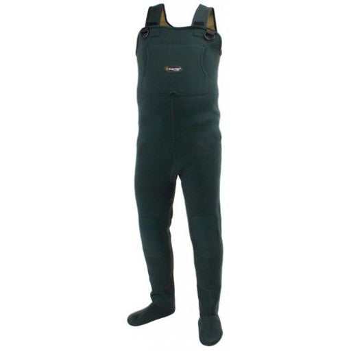 Frogg Toggs 2713143 Amphib Neoprene Stocking Foot Chest Wader
