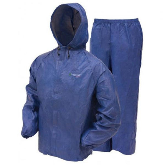Frogg Toggs Ultra-Lite2 Rainsuit UL12104 - Blue / SM - Shop Robbys - 1