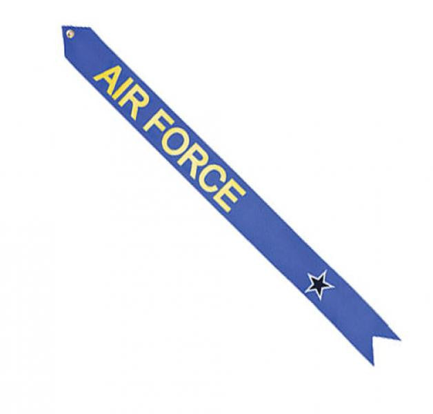 Flagpole Streamer Kit Blue Star Air Force -  - Shop Robbys