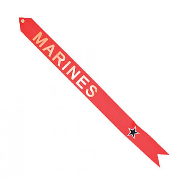 Flagpole Streamer Kit Blue Star Marine Corps -  - Shop Robbys