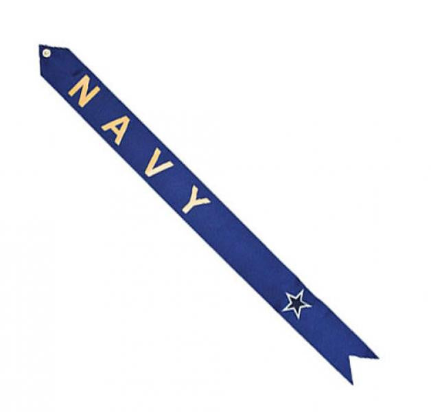 Flagpole Streamer Kit Blue Star Navy -  - Shop Robbys