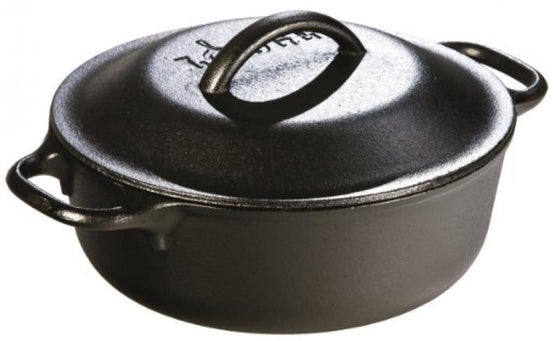 Lodge Logic 2-Quart Serving Pot L2SP3 -  - Shop Robbys