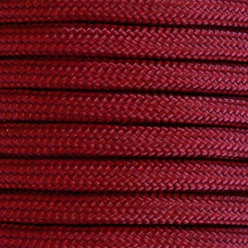 550 Paracord Solid Colors 50ft Hanks - Burgundy - Shop Robbys - 6