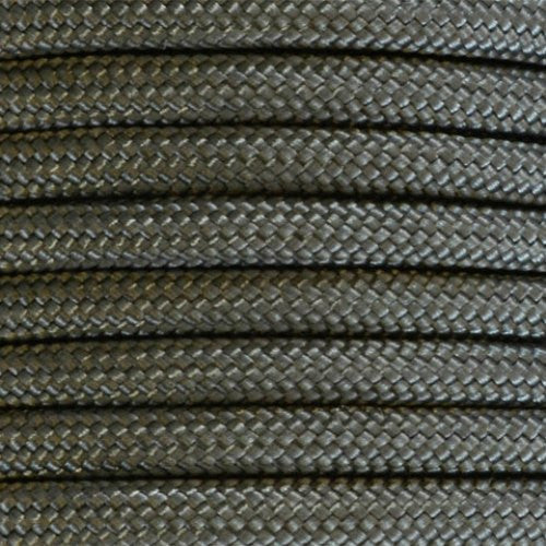 550 Paracord Solid Colors 50ft Hanks - Charcoal Grey - Shop Robbys - 10