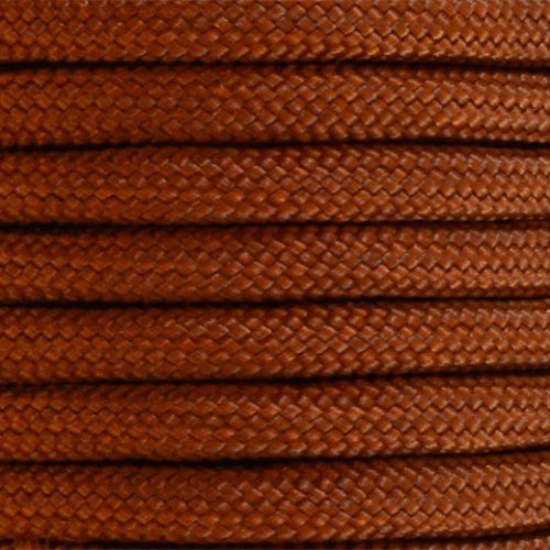 550 Paracord Solid Colors 50ft Hanks - Chocolate Brown - Shop Robbys - 11