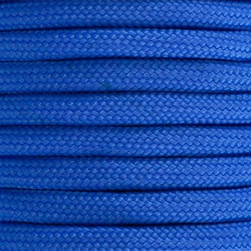 550 Paracord Solid Colors 50ft Hanks - Colonial Blue - Shop Robbys - 12