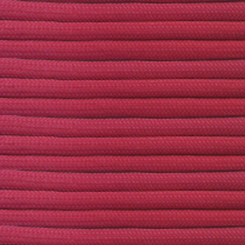 550 Paracord Solid Colors 50ft Hanks - Fuchsia - Shop Robbys - 18