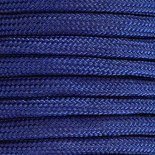 550 Paracord Solid Colors 50ft Hanks - Midnight Blue - Shop Robbys - 29