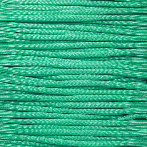 550 Paracord Solid Colors 50ft Hanks - Mint - Shop Robbys - 30
