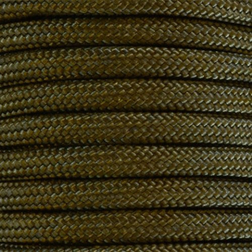 550 Paracord Solid Colors 50ft Hanks - OD Green - Shop Robbys - 38