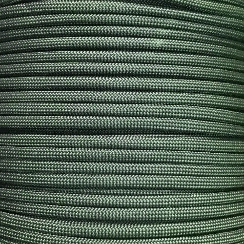 550 Paracord Solid Colors 50ft Hanks - Ranger Green - Shop Robbys - 40