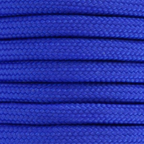550 Paracord Solid Colors 50ft Hanks - Royal Blue - Shop Robbys - 43