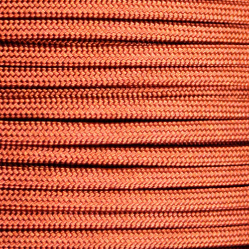 550 Paracord Solid Colors 50ft Hanks - Rust - Shop Robbys - 44