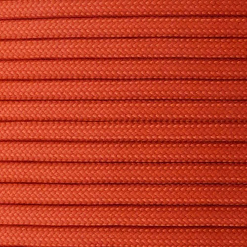 550 Paracord Solid Colors 50ft Hanks - Solar Orange - Shop Robbys - 47