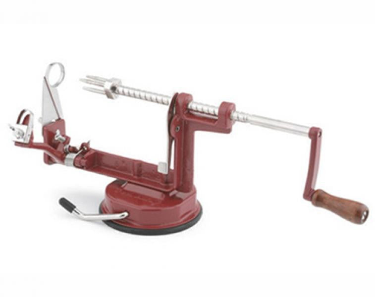 Apple Peeler w/Suction Base - Shop Robbys