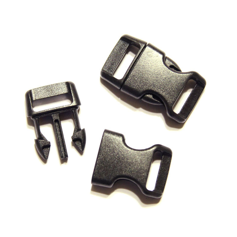 "5/8"" Curved Side Release Buckle - Shop Robbys"