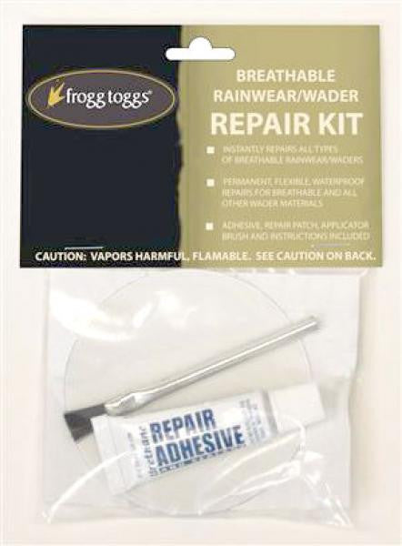 Frogg Toggs Breathable Rainwear/Wader Repair Kit -  - Shop Robbys