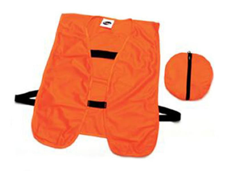 Frogg Toggs Packable Blaze Orange Hunting Vest - Shop Robbys