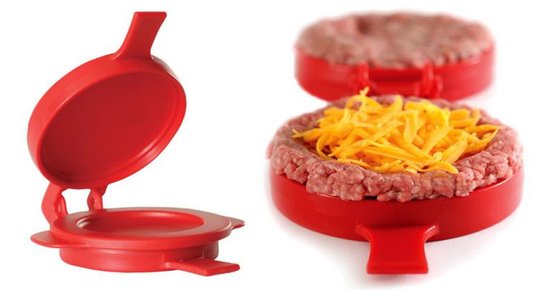 Norpro Stuffed Burger Maker #508 -  - Shop Robbys