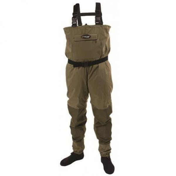Frogg Toggs Youth Hellbender Stockingfoot Chest Wader Style 2731125 - Shop Robbys