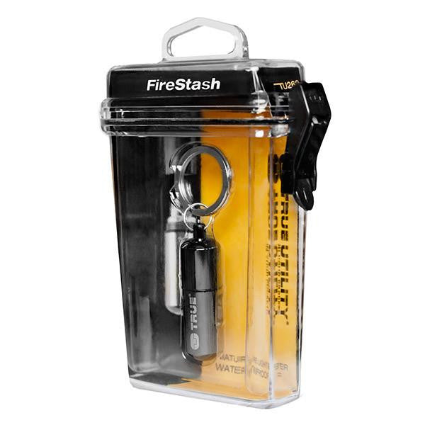 True Utility FireStash Key Ring Lighter - Shop Robbys