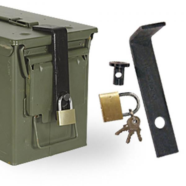 Safe-Lock Ammo Can Lock - Shop Robbys