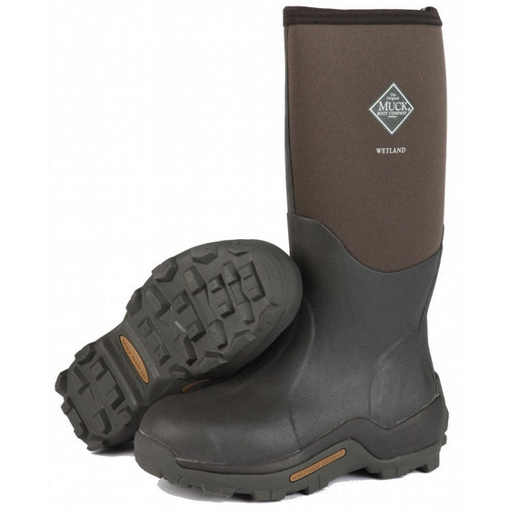 Muck Boots Wetland Tan WET-998K -  - Shop Robbys