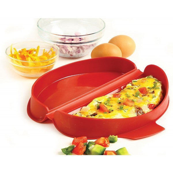 Norpro Silicone Microwave Omelet Maker #930 -  - Shop Robbys - 1