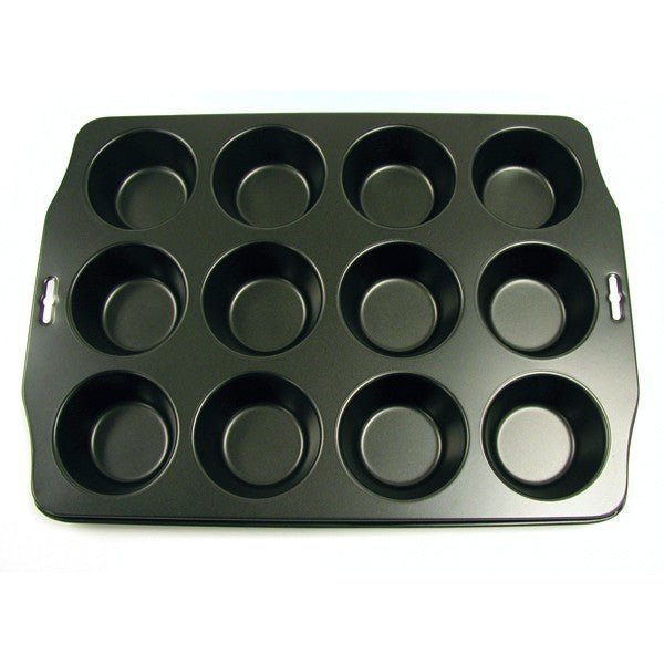 Norpro Nonstick Muffin Pan 12 Slot #3999 - Shop Robbys