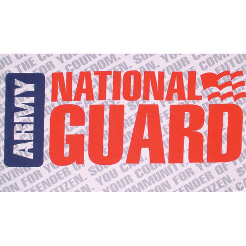 Army National Guard Flag 3'x5' #84-063 - Shop Robbys