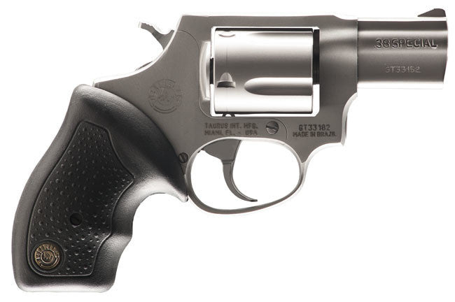 "Taurus Model 85 38 Special +P Ultralite 2"" Matte Stainless #2-850029ULFS -  - Shop Robbys"