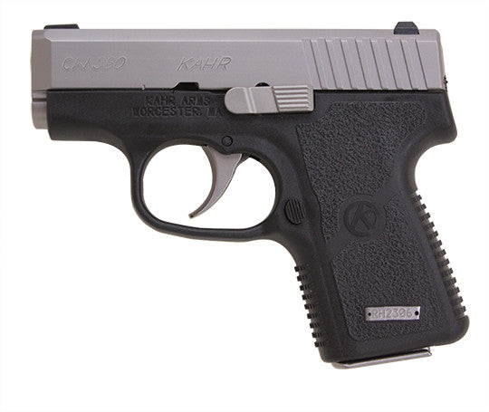 KAHR CW380 380acp SS/Poly 6+1 Fixed Sights - Shop Robbys